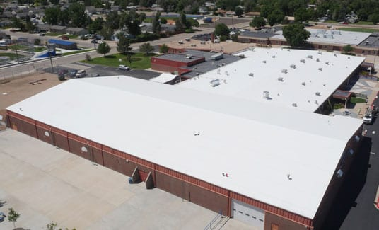 denver commercial roofing company serving the front range
