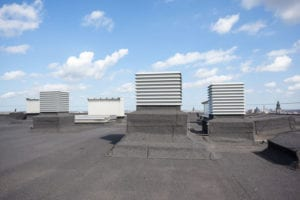 Commercial Roofer Components Of Flat Roof