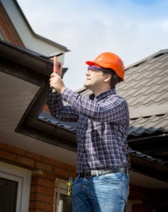 handyman roofers inspection