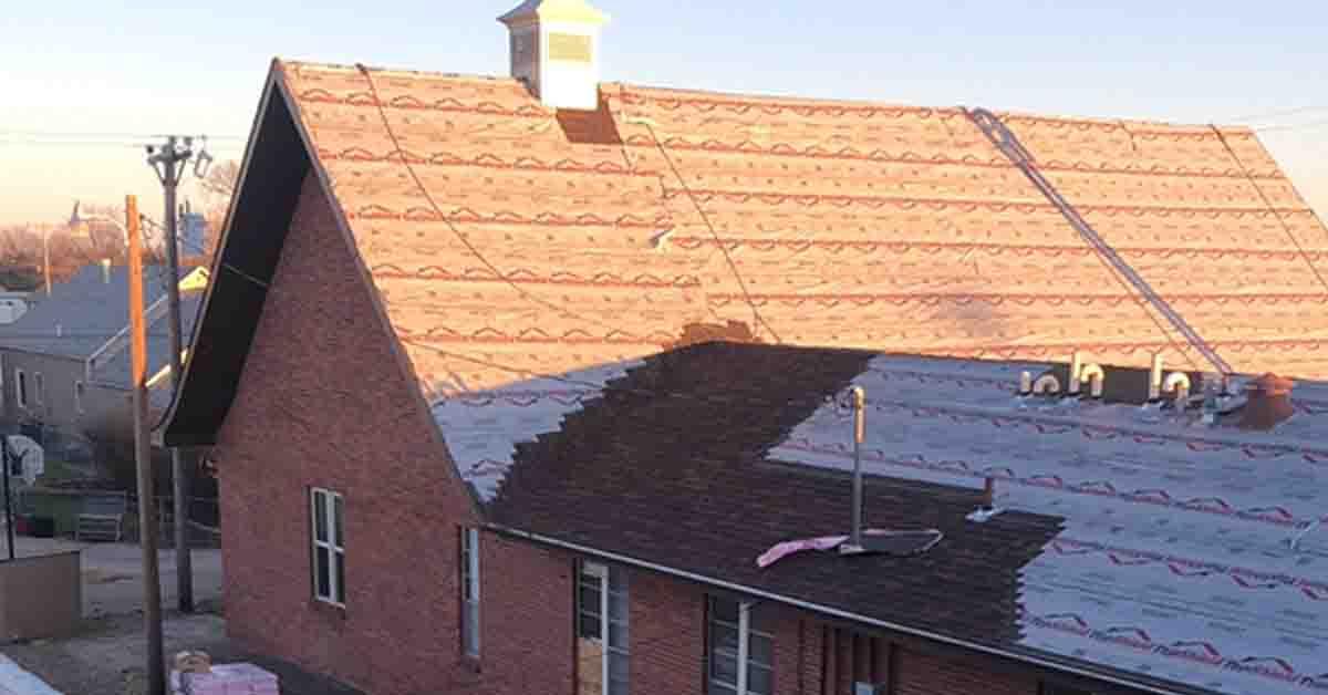 Steep Slope Roof