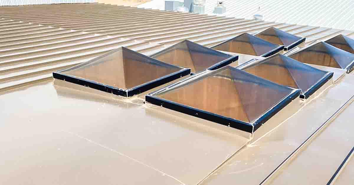 Standing Seem Metal Roofing