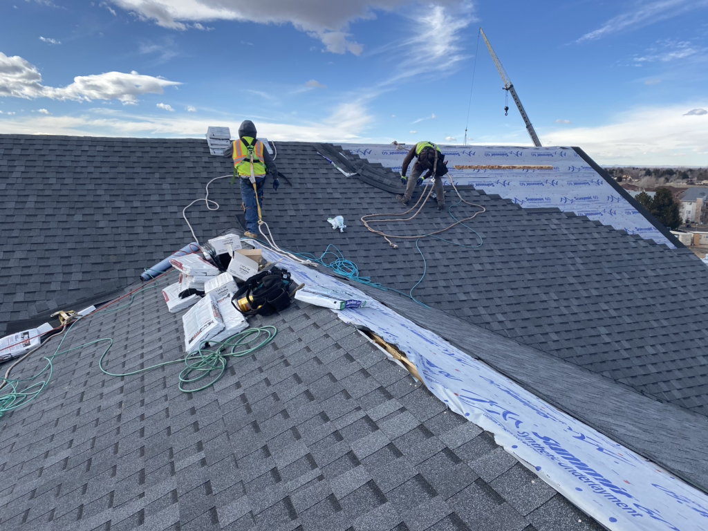Apartment Roofing