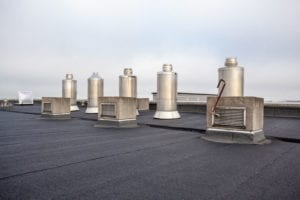 flat roof epdm roofer repairs replacement