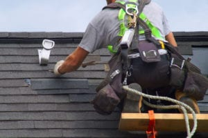 Hire Parker Roofer Safety Gear Repair