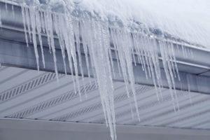 winter roof leak problems Colorado superior help