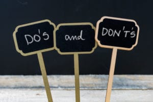 Do's and Don'ts Commercial Roofing