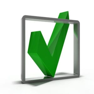 green check mark metal roofing good choice