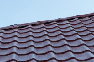 Clay Tile Roofing Parker Home